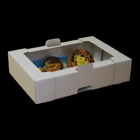 Scatola Fustellata per Alimenti 38x26x8.5
