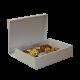 Scatola Fustellata per Alimenti con Coperchio 40x30x10