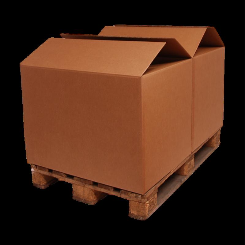 scatola americana per spedizioni 80x60x60 scatolificio pugi. Black Bedroom Furniture Sets. Home Design Ideas